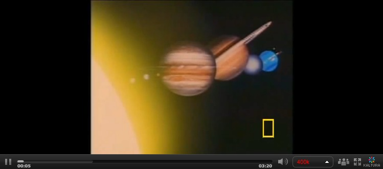 Smart Video Solar System Lesson